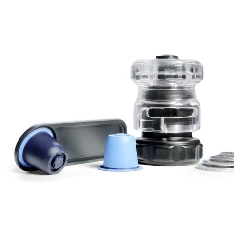 Bluecup reusable coffee pod and Cup Creator