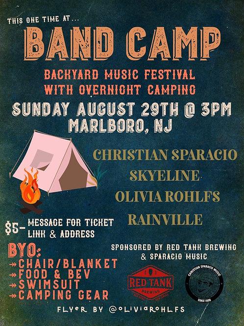Band Camp 2021