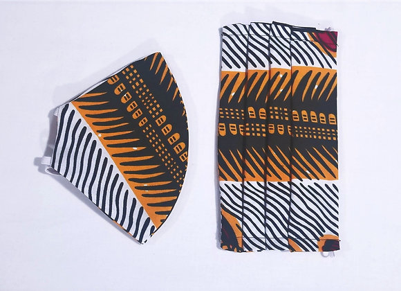 Stripes Bold Legacy Mask Set
