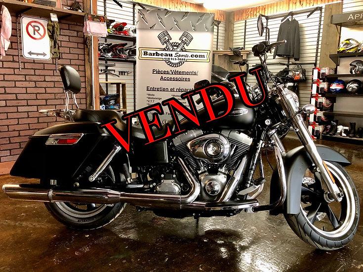 2012 Harley Switchback 103 pc