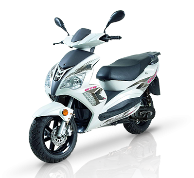 SCOOTER ADLY 2021 GTA 50cc