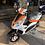 Thumbnail: NOUVEAU SCOOTER ADLY 2021 GTS-R 50cc