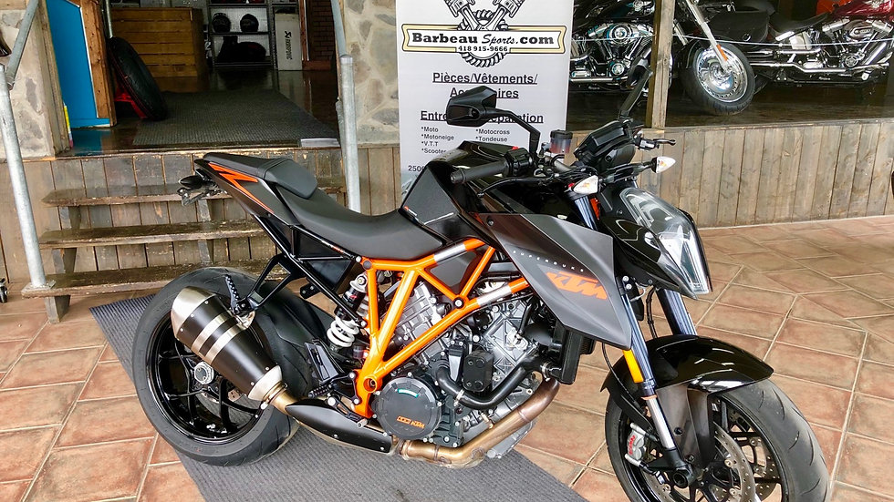 2016 KTM SUPERDUKE 1290R