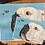 Thumbnail: American bulldog painting