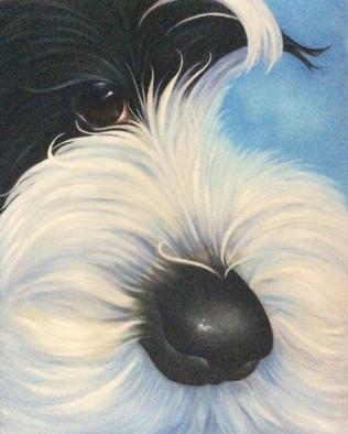 Charlie tibetan terrier