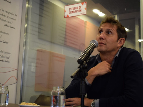 Varsky desnudó al periodismo deportivo en Colombia