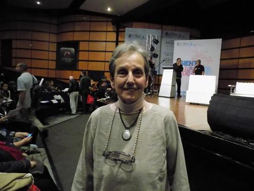 Homenaje a Florence Thomas, una pluma feminista