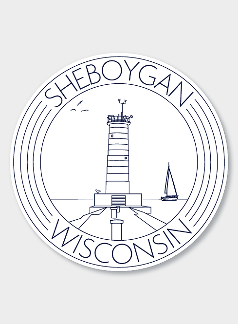 Sheboygan Decal