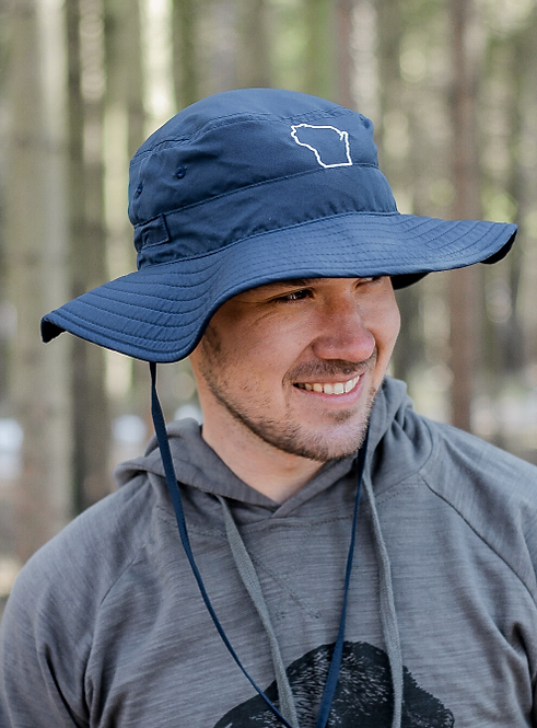 Wisconsin Booney Hat