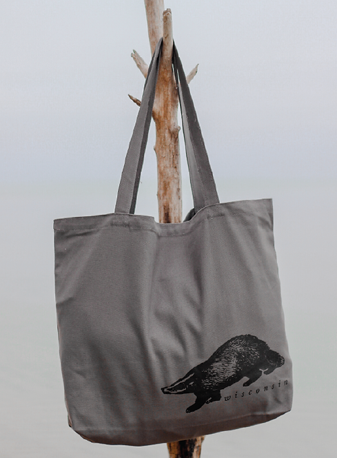 Badger Canvas Tote