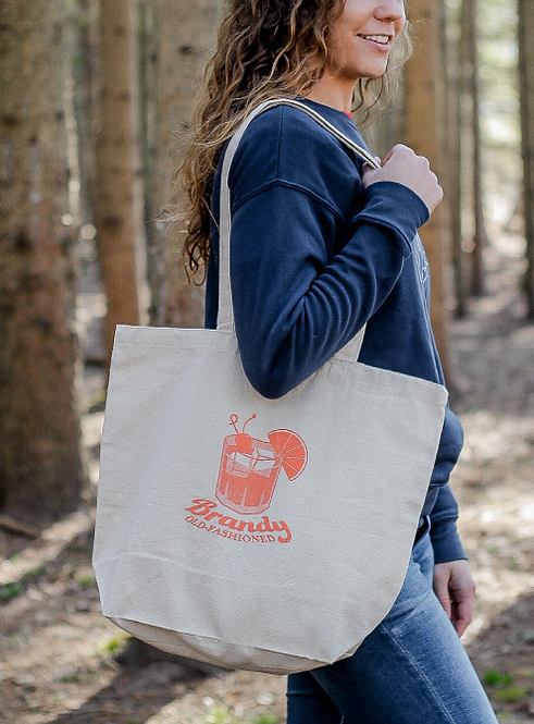 Brandy Old-Fashioned Tote