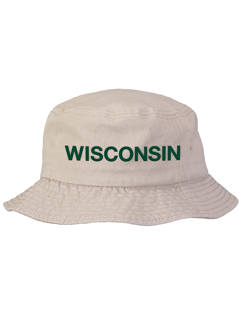Wisconsin Bucket Hat