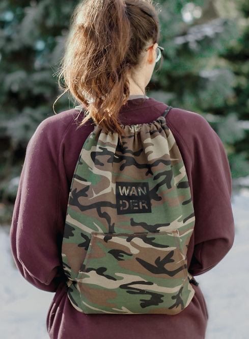 Wander Cinch Bag