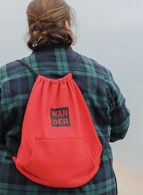 Wander Cinch Bag