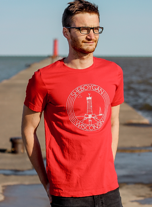 Sheboygan Lighthouse Tee