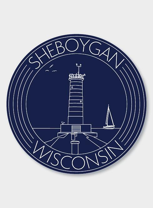 Sheboygan Decal