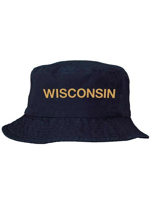 Wisconsin Bucket Hat