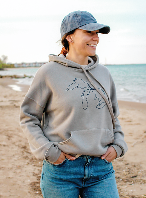 Our Great Lakes Hoodie