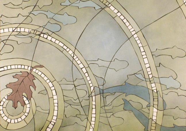 RIVER PATH (detail)