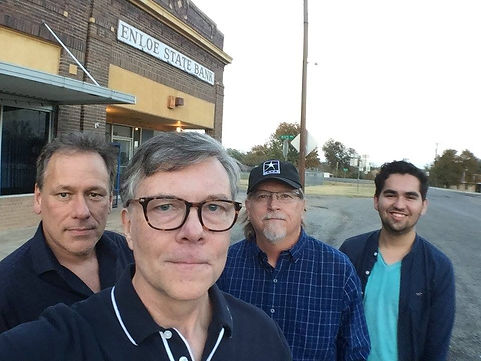 Filmmaker, Glen Coburn and real movie stars shine in Enloe, Texas. It's Back To Bloodsucker Town!