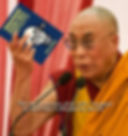 The 14th Dalai Lama encourages Glen Coburn to follow his bliss.