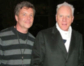 Malcolm McDowell ends collaboration on Born Again: The Afterbirth.