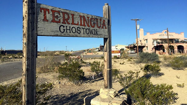 Terlingua Texas isn't considered a ghost town just because it's abandoned. It's really haunted! Ghost Guru Glen Coburn pays a visit.