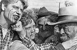 Glen Coburn discovers hijinks at a flee market near the Tulsa tornado shelter.