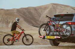 מנשא אופניים לוו גרירה