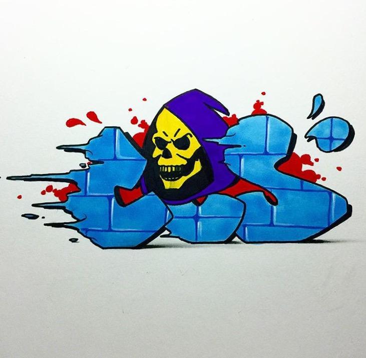 CES - Skeletor