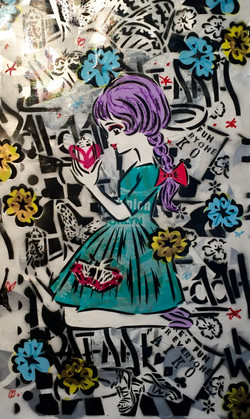 """Lady Aiko - """"Drink Up"""""""