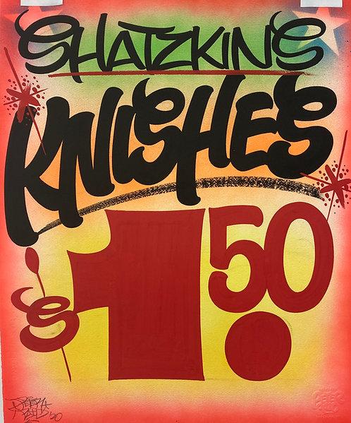 Shatzkin's Knishes