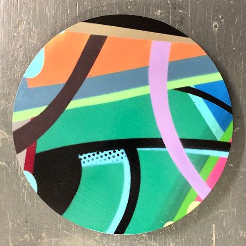 Wood Circle #6