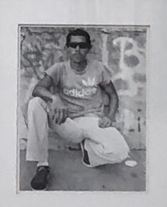 Ricky Flores - Eddie (fighter)