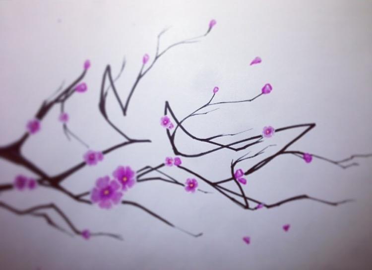 CES - Cherry Blossoms