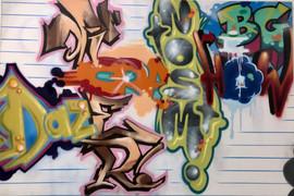Tats Cru, Crash & Daze - Notebook Studies #2