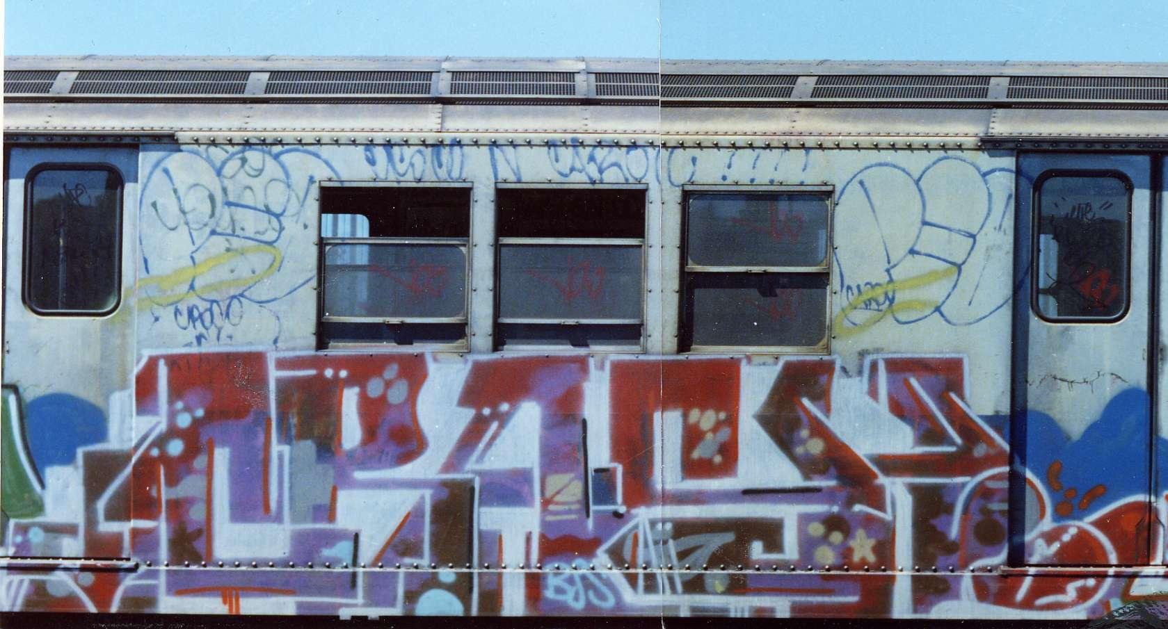 Crash and Kell, 1980