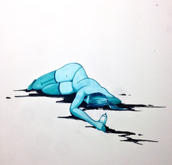 CES - Blue Nude