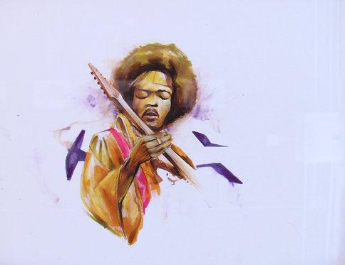 CES - Jimi Hendrix