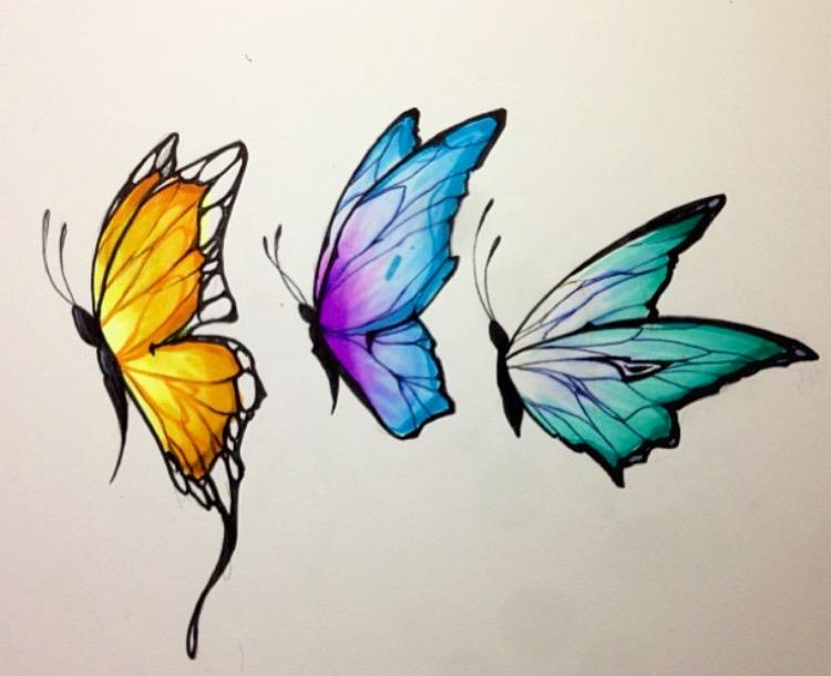 CES - Butterflies