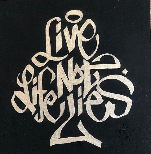 """Life Lies"" - Sien Ide"