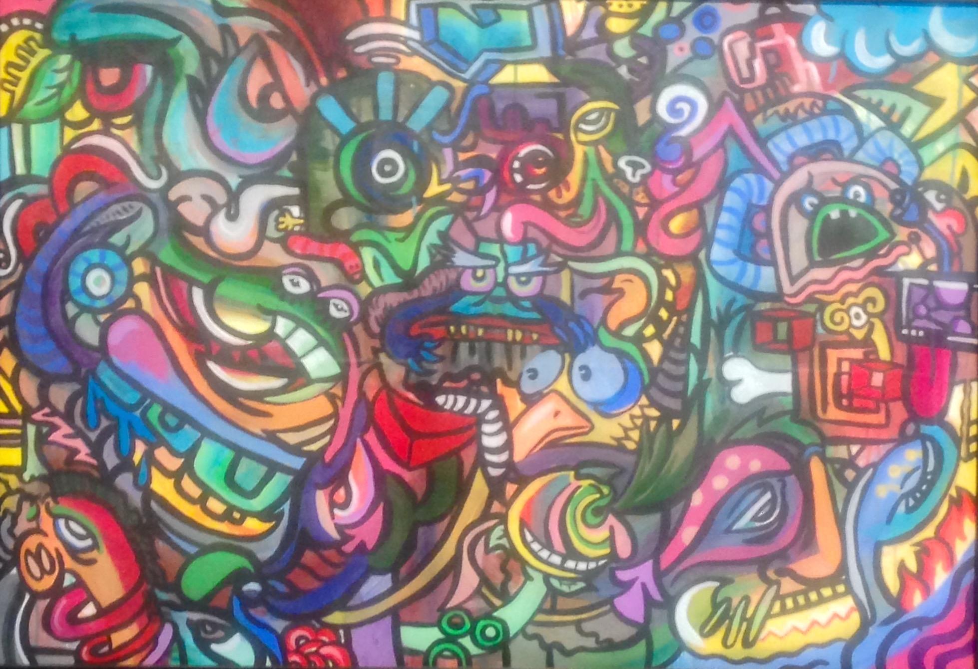 Untitled - Steph Burr