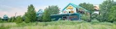 Valeri Larko - Abandoned Golf Center II