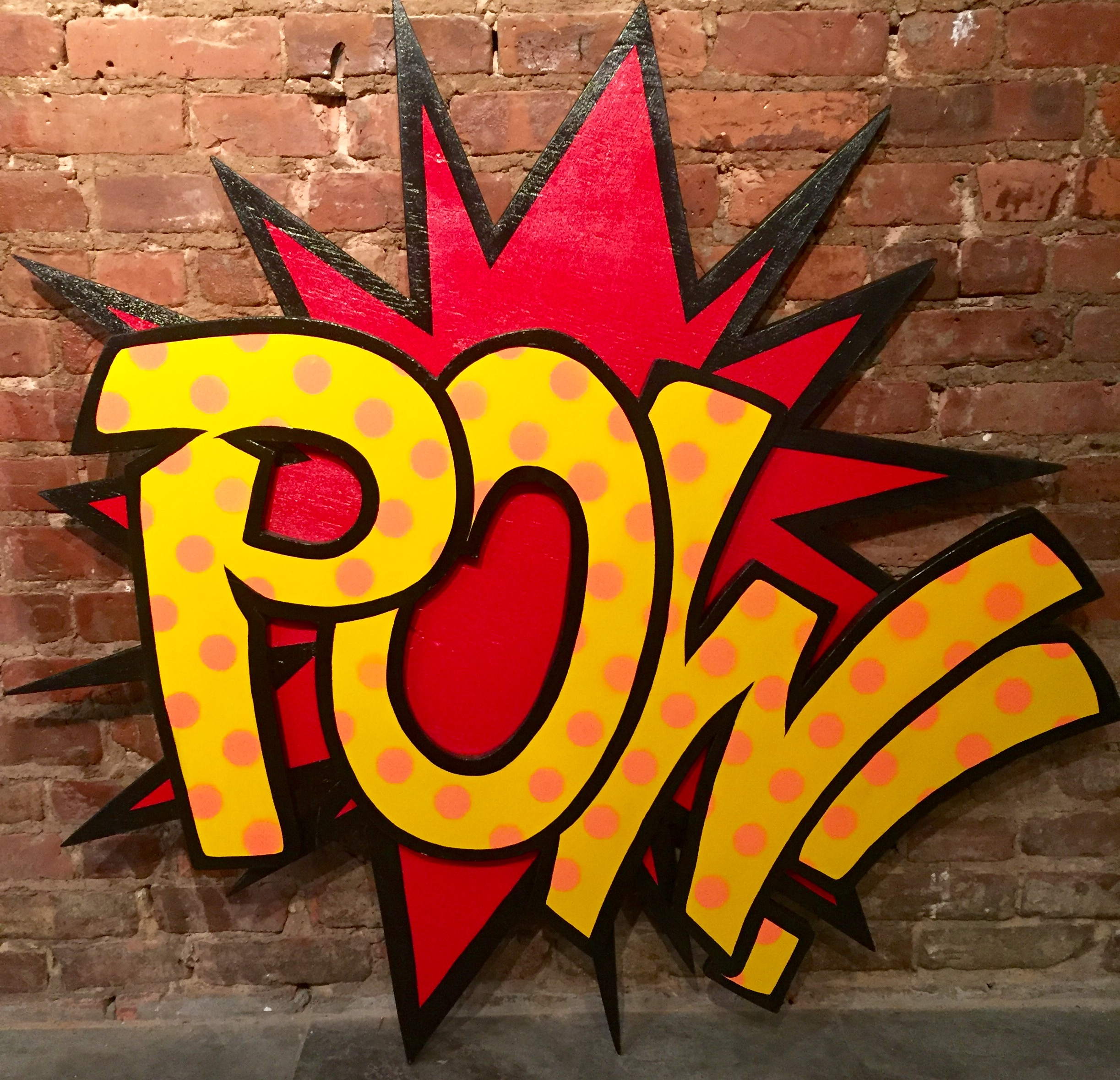 Pow - Alex Smetsky