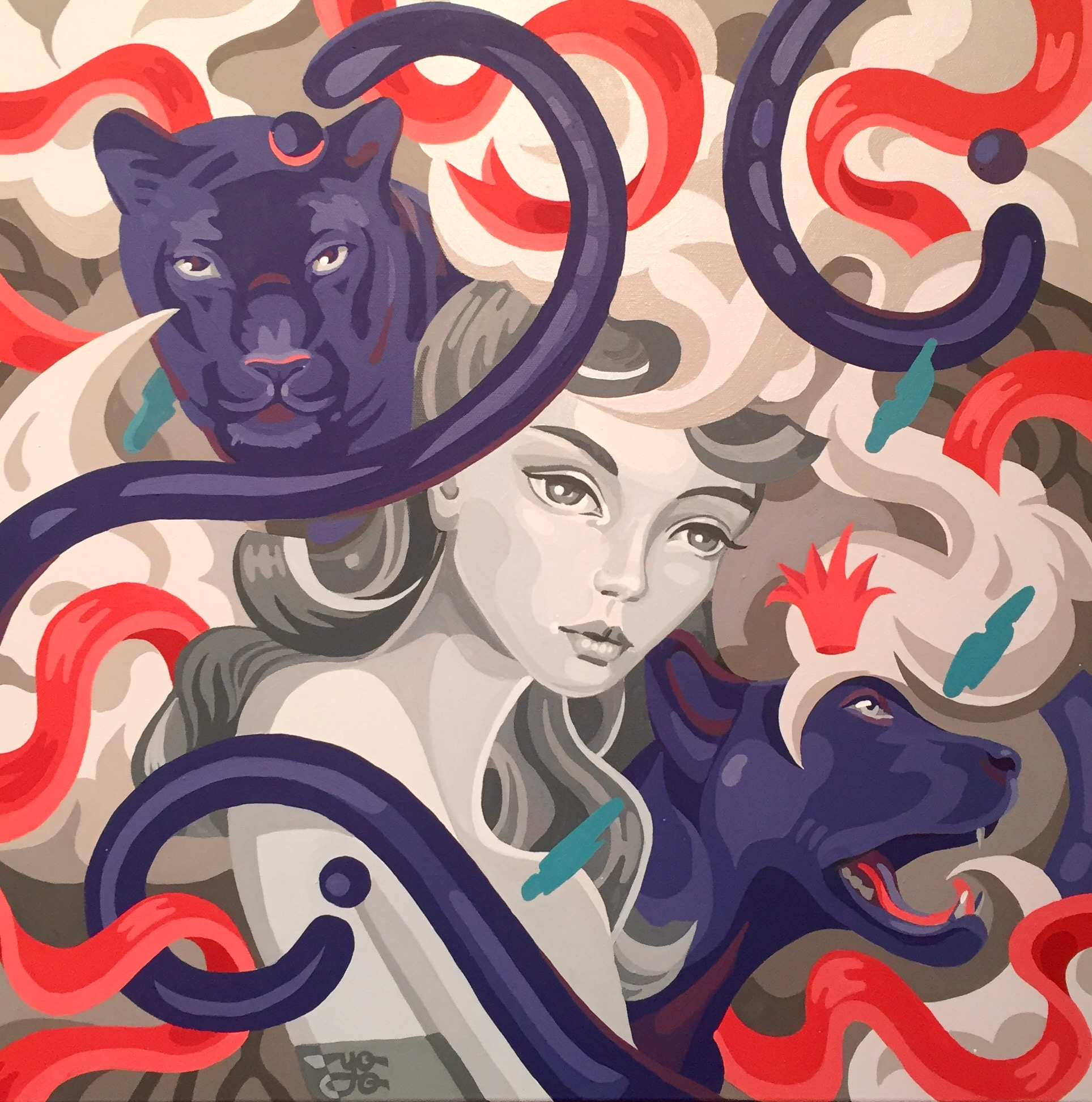 "Julia Yu-Baba - ""Fearlessness"""