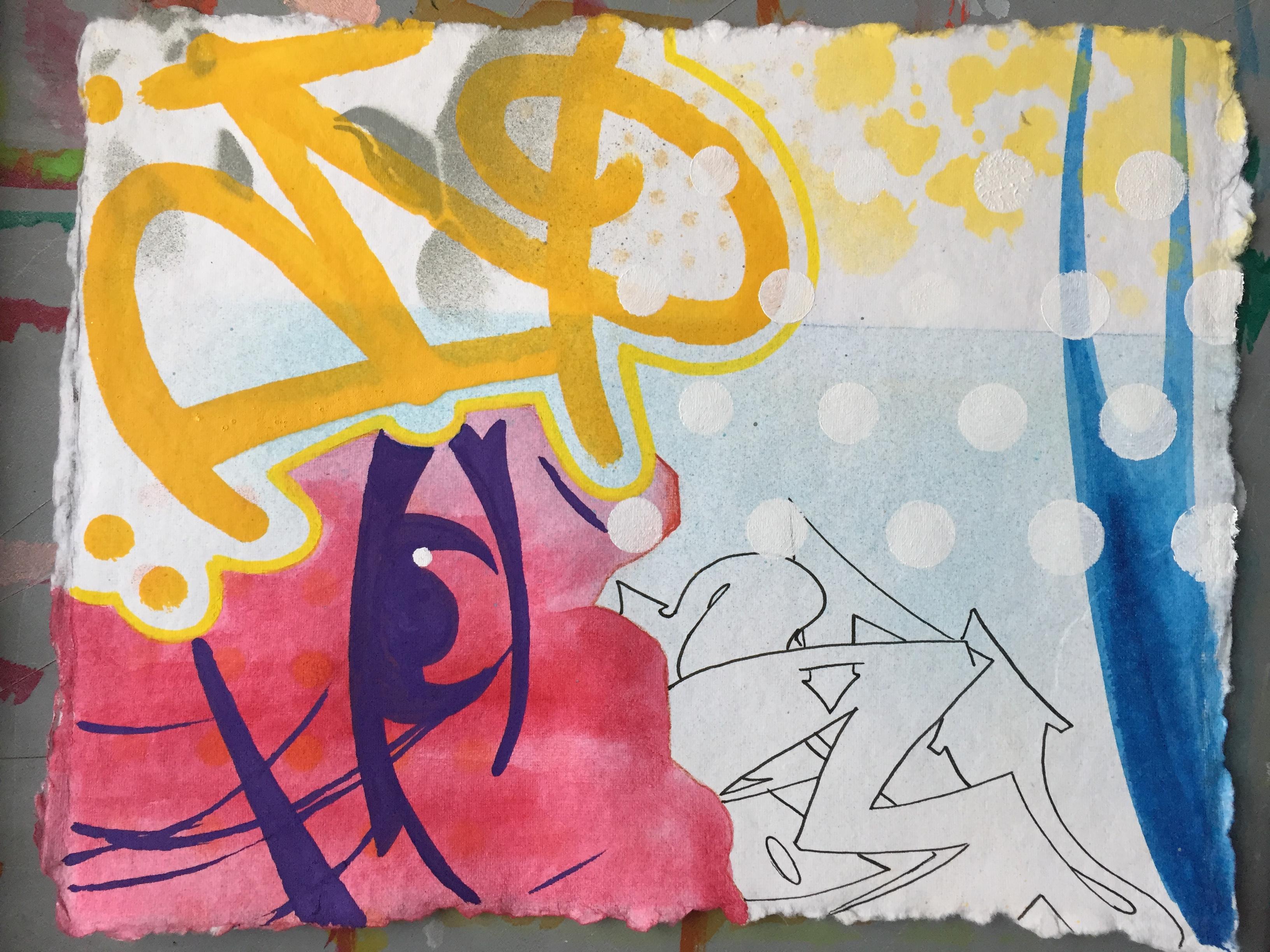 Quarantine Watercolor #9