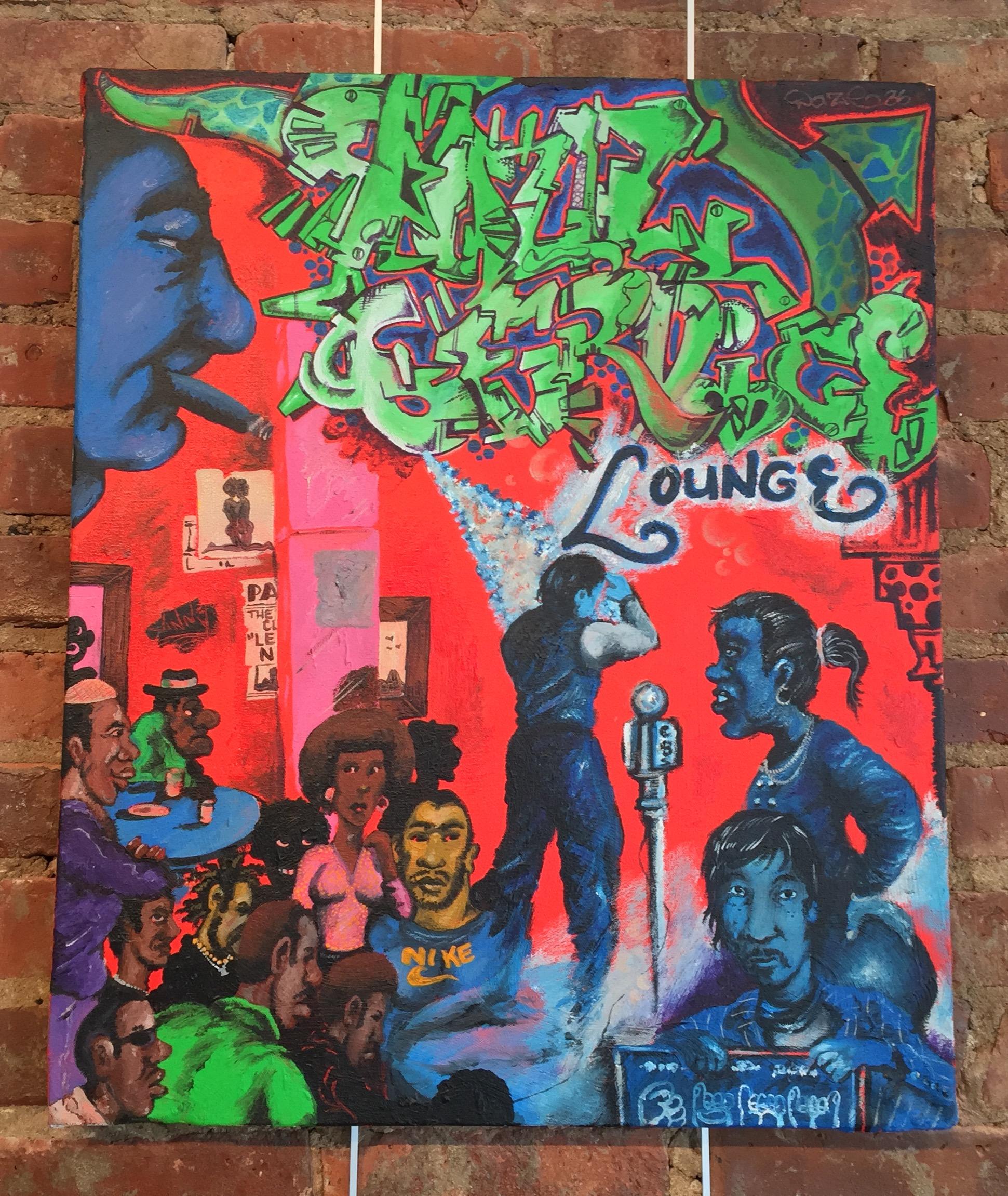 Soul Service Lounge - Daze