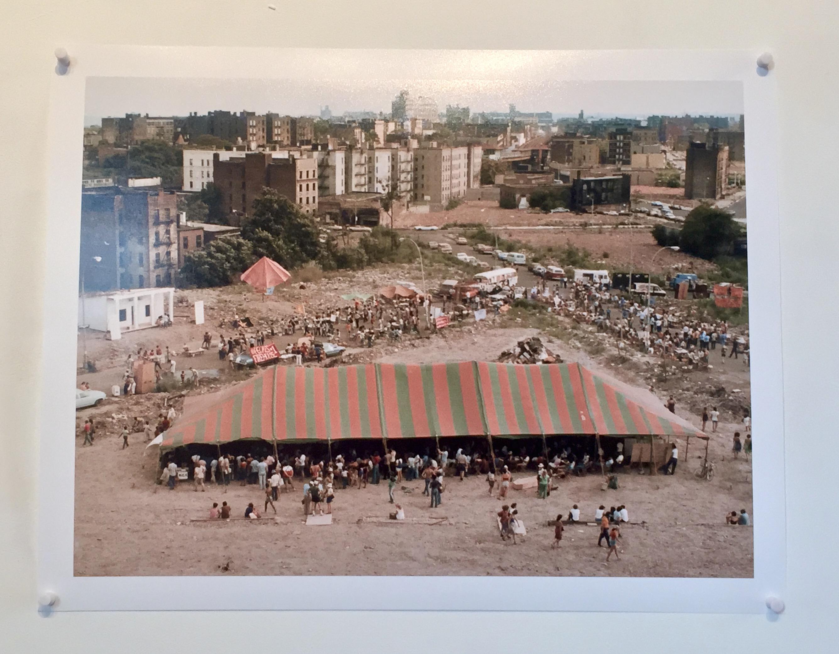 Tent - Lisa Kahane