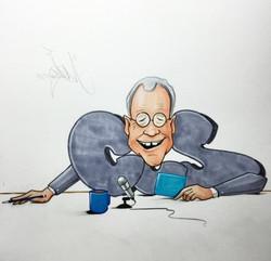 CES - David Letterman