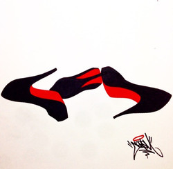 CES - Red Bottoms